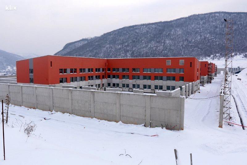 Izgradnja drzavnog zatvora u zavrsnoj fazi